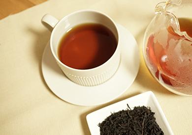 日本茶で使われる品種を使用した純国産和紅茶
