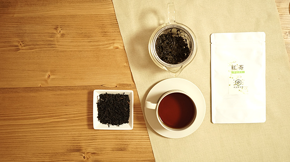 日本人好みの日本茶の品種でつくる紅茶