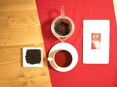 とにかく味にこだわった、渋みが少なくまろやかな味わいの和紅茶【べにふうき】